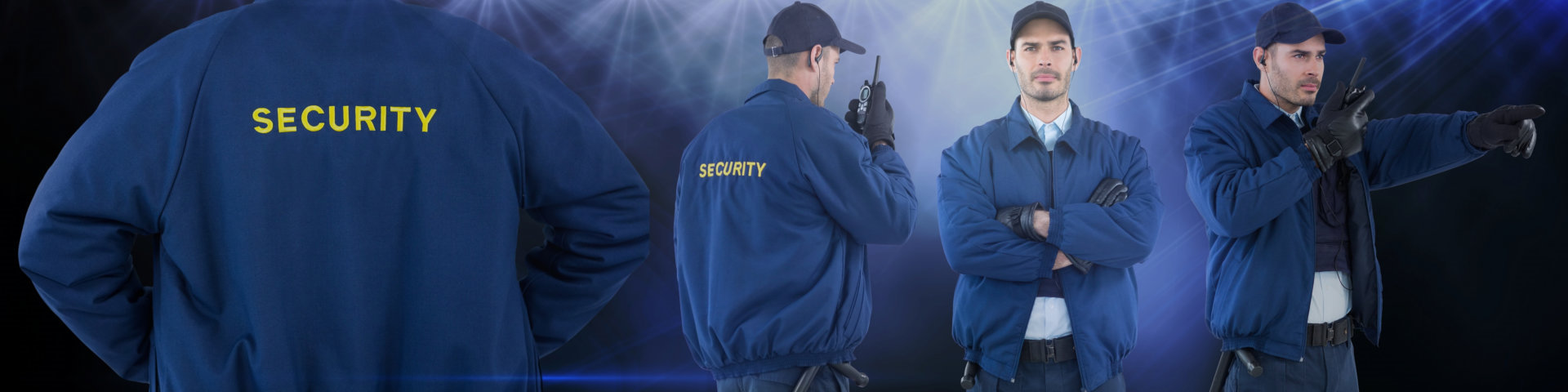 security doing different posture